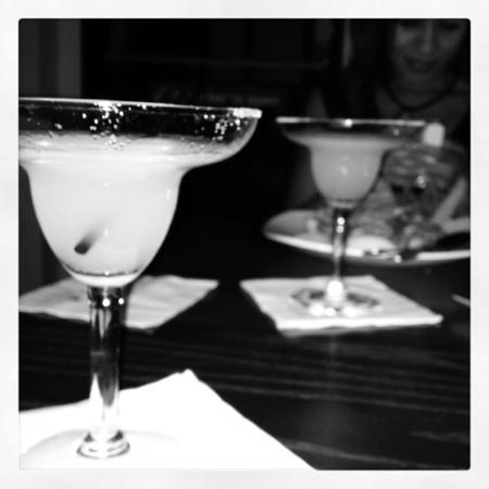 Thai Square St Albans: Margaritas in the bar lounge