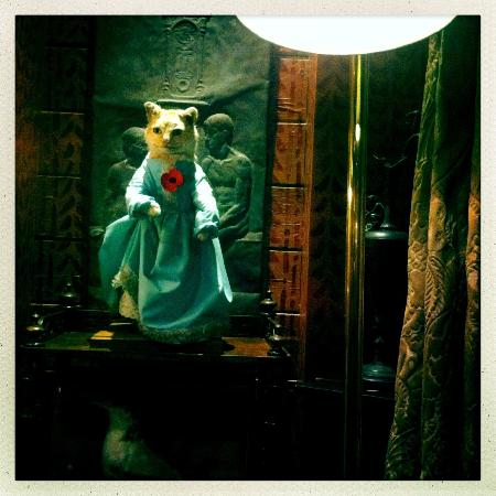 The Zetter Hotel: Traditional English meets Alice in Wonderland.