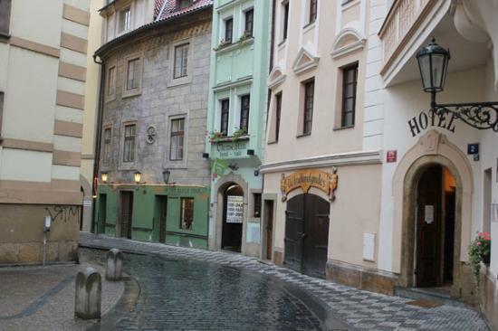 Hotel Clementin Prague Tripadvisor