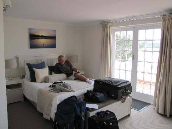 Milkwood Manor on Sea: Our Room - Milkwood Manor