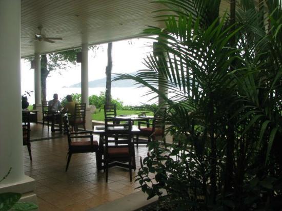 Amari Phuket: B'fast buffet area