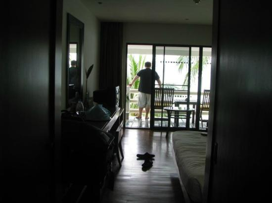 Amari Phuket: Our room looking at the nice breeze beach