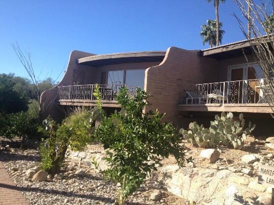 Mission Hills Casitas: Outside view of the Casitas