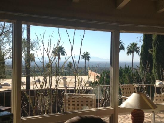 Mission Hills Casitas: View from Palo Verde 2