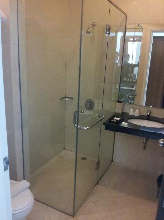 Hotel Victoria: Bathroom