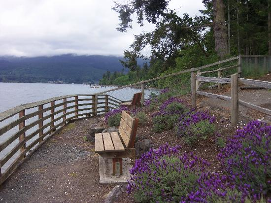 Sequim Bay State Park