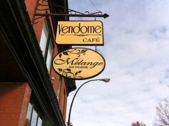 Vendome Cafe : Welcome!