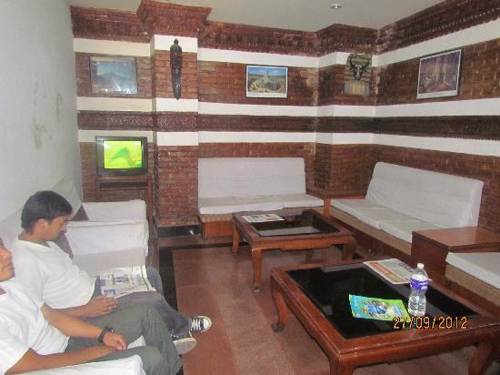 Hotel Tradition: lobby