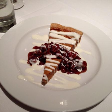 Union Square Cafe: pumpkin pie a week before thanksgiving