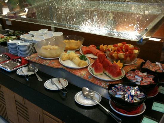 Grand Pacific Hotel: 朝食