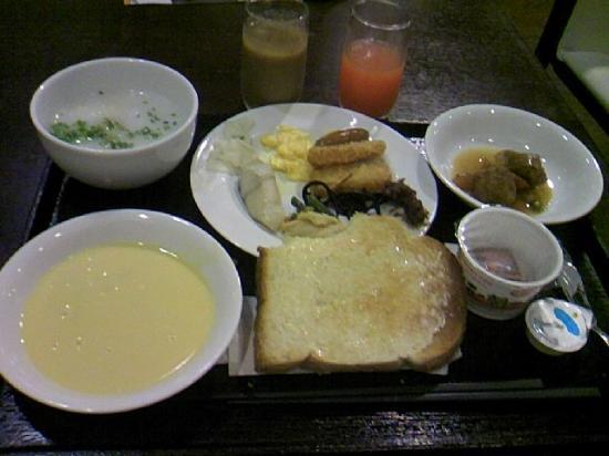 Hotel Wing International Nagoya: 朝食