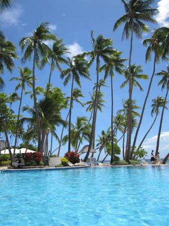 Shangri-La's Fijian Resort & Spa: Lagoon Pool