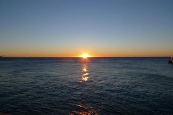 Fairmont Monte Carlo: vue sur Mer