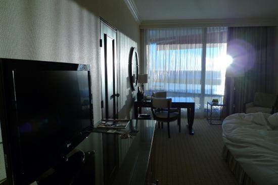 Fairmont Monte Carlo: coté chambre