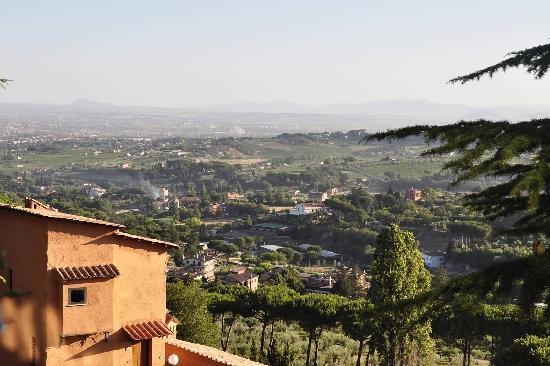 Grand Hotel Helio Cabala : The amazing view
