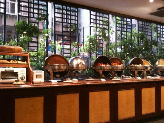 Fullerton Hotel East Taipei: 5