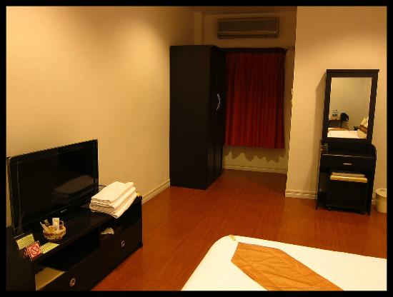 Baan Boran : Room