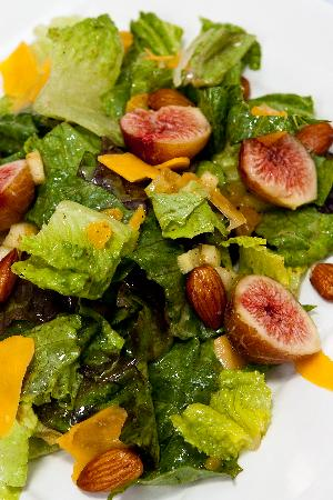 Lake Rabun Hotel & Restaurant: Fig Salad