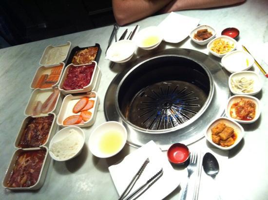 ayce buffet 17 cad picture of grill time korean bbq house toronto rh tripadvisor com