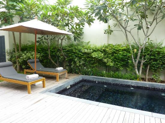 Sofitel Luang Prabang Hotel: Собственный Бассейн