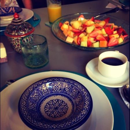 Hotel Casa Amani: The healthiest and best breakfast ever!