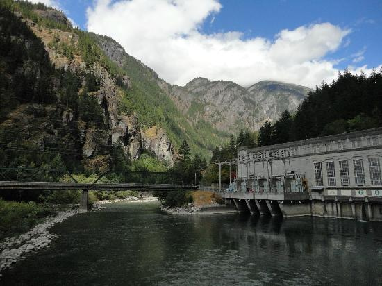 North Cascades Highway: Skagit River Hydro Project