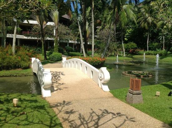 كاتاثاني بوكيه بيتش ريزورت: Junior Ocean Room Gardens 