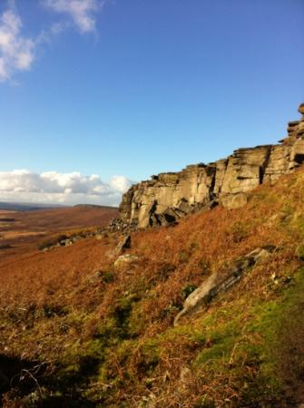 Stanage Edge: stanage