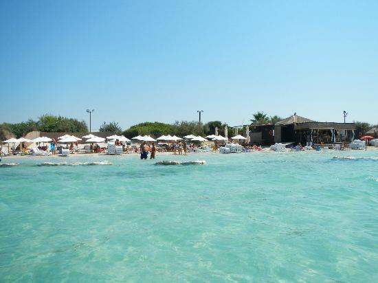 Porto Cesareo, Italy: il bagno goa uno tra i migliori