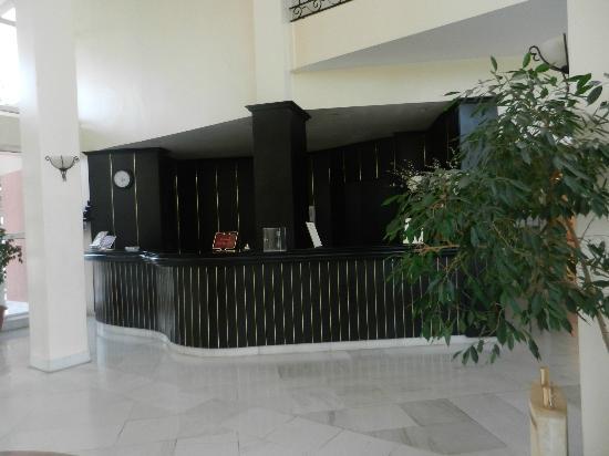 Hotel Du Parc: Réception