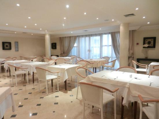 Hotel Du Parc: Salle de restaurant