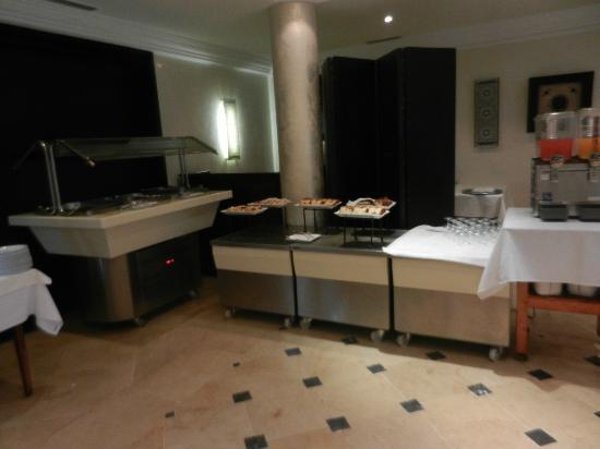 Hotel Du Parc: Restaurant