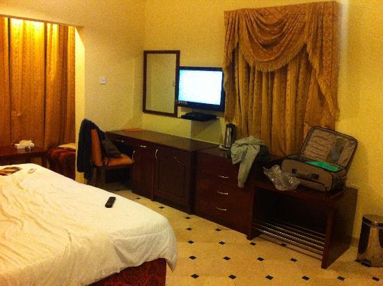 Al Bhajah Hotel: Bedroom