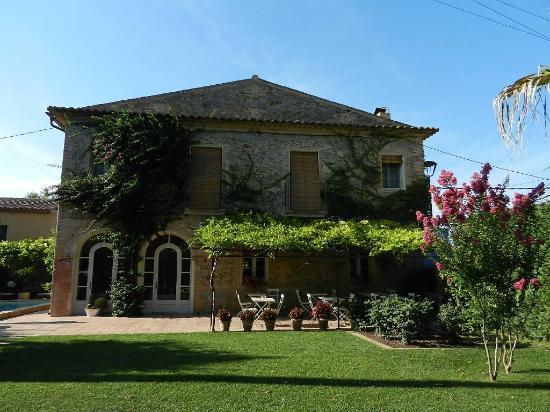 L'Hort de Sant Cebrià: L'Hort de Sant Cebria, el jardin