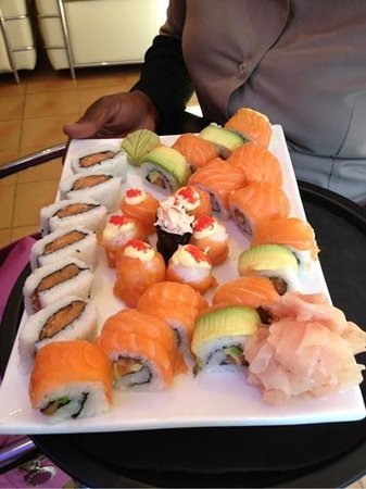 Eviva : Best sushi in town