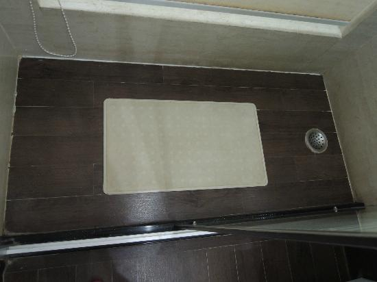 Comfort Inn Anneha & ZO Rooms: Anti slip in the shower