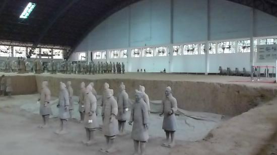 Golden Flower Hotel, Xi'an: Terra Cotta Soldiers attraction Xi'an