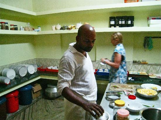 Big Banana Island Retreat: La cuisine digne d'un chef étoilé !