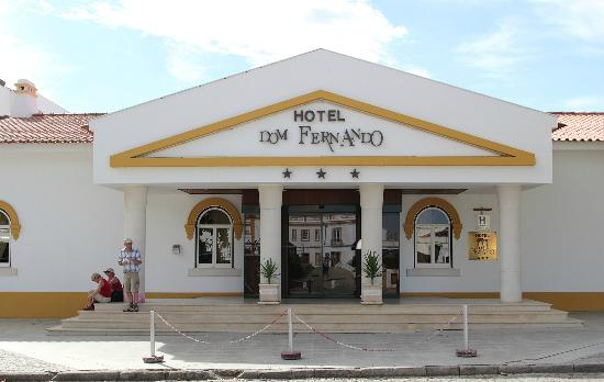 Hotel Dom Fernando: Hotellet
