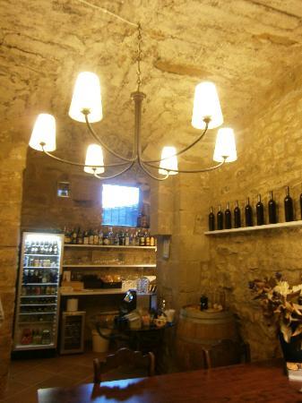 La Garriga de Castelladral: Pequeño bar