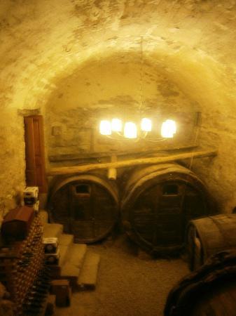 La Garriga de Castelladral: La bodega