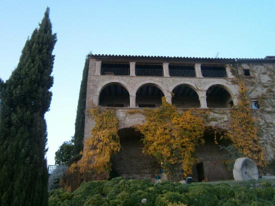 La Garriga de Castelladral: Exterior