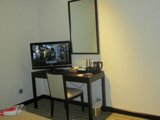 Ambassador Transit Hotel Terminal 2: Room 347