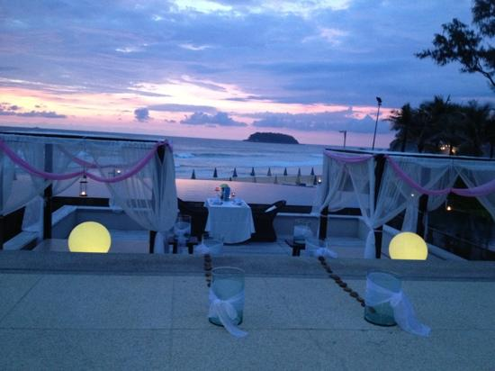 The Shore at Katathani: tramonto