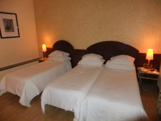 Hotel Internacional : Chambre 315