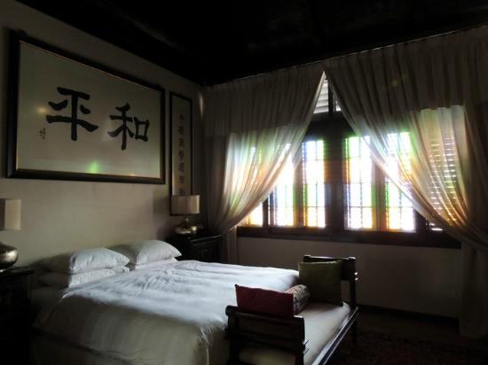 Campbell House: Calligraphy room