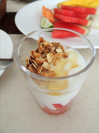 Campbell House: Yogurt