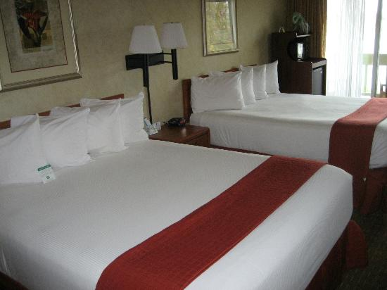 BEST WESTERN Pier Point Inn: Unser Zimmer
