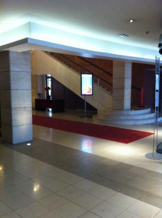 Best Western Premier Hotel de la Paix: lobby