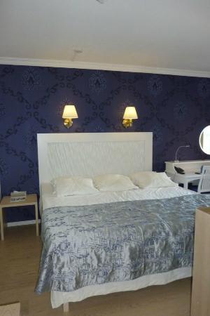 Hotel Rivoli Jardin : il letto
